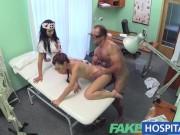 Pacienta fututa intr-un fals spital